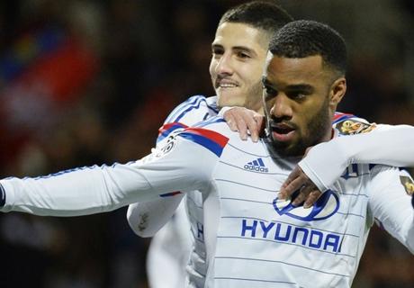 Résumé de match, Lyon-Caen (3-0)
