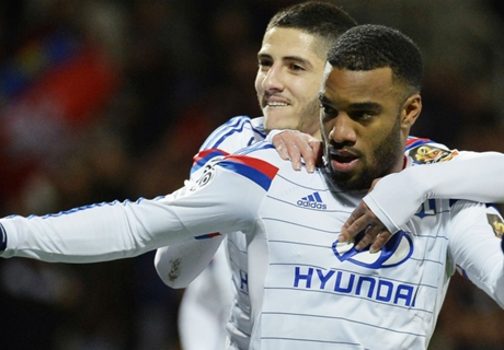 Report: Lyon 3-0 Caen