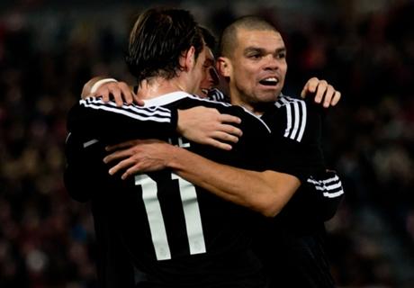 Almeria 1-4 Real Madrid: Host pays