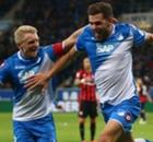 Hoffenheim 3-2 Frankfurt