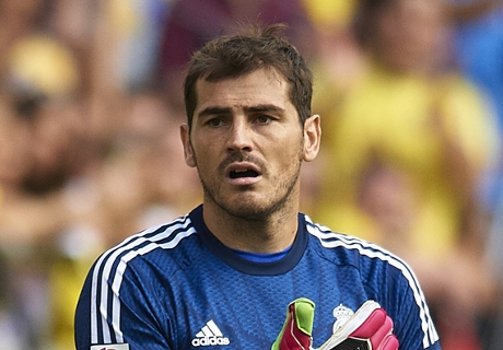 Casillas: I want to play in MLS