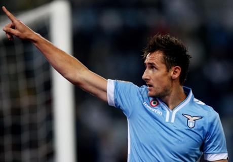 Lazio, il Werder Brema sogna Klose