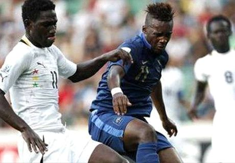 Baba Mensah up for Black Meteors call-up