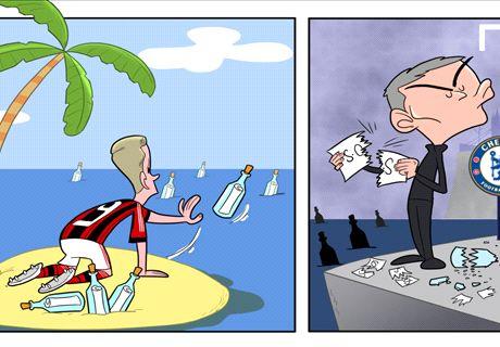 Mourinho pasa del 'socorro' de Torres