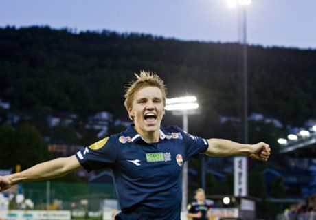 Odegaard es Merengue