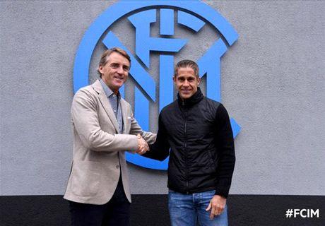 Inter : Sylvinho rejoint Mancini