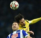 Report: Hertha 1-0 Dortmund