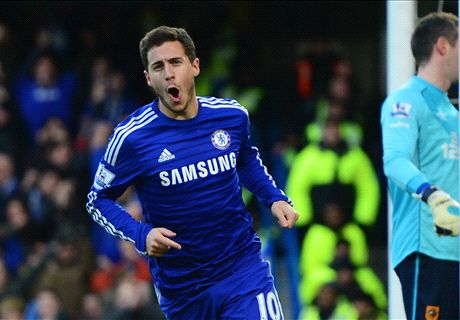 Premier League is 'beautiful' - Hazard