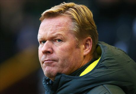 Koeman hails Southampton attackers