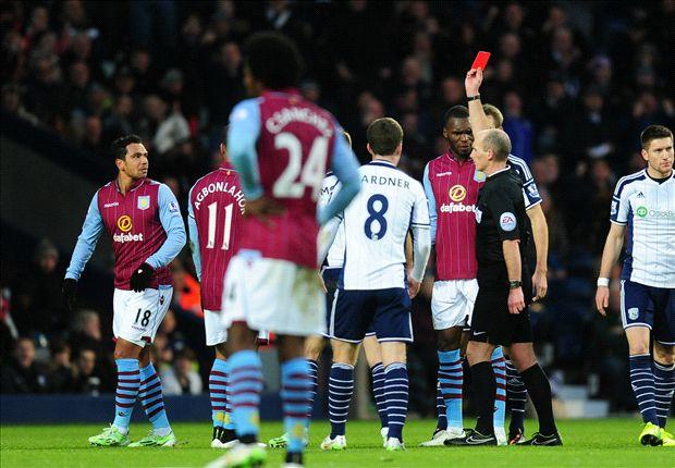 West Brom 1-0 Aston Villa: Gardner the hero as Baggies triumph in derby