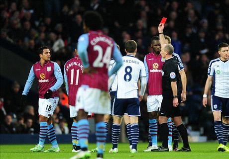 Match Report: West Brom 1-0 Aston Villa