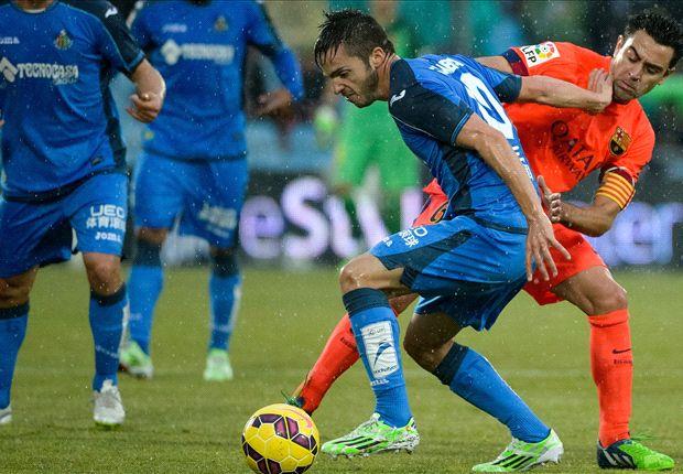 Getafe 0-0 Barcelona: Bore draw sees Blaugrana lose ground on Liga leaders Madrid