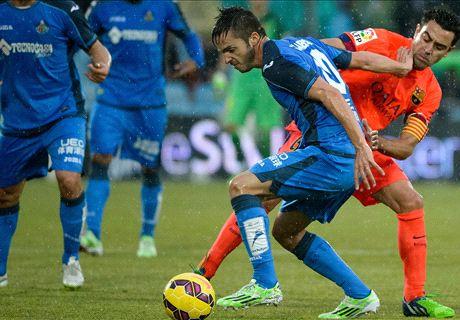 Match Report: Getafe 0-0 Barcelona