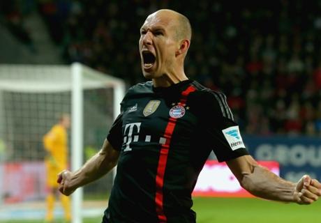 Manuel Neuer Sanjung Arjen Robben