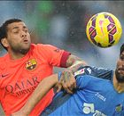 Ratings: Getafe 0-0 Barcelona