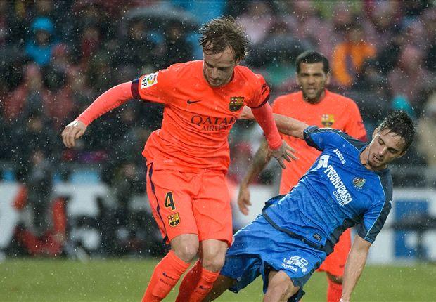 Getafe 0-0 Barcelone : le Barça freiné par Getafe