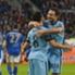 Samir Nasri and Frank Lampard