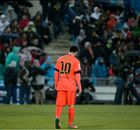 Messi marginalised as Barca lose identity