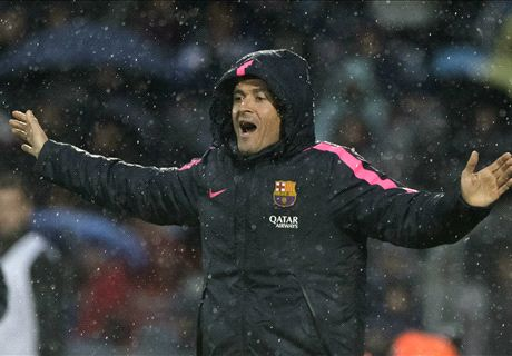 Is Luis Enrique losing the plot?