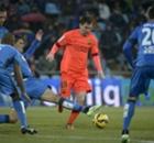 Getafe-Barça, les notes