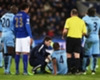 Kompany adds to City injury woe