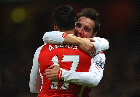 Inglês: Arsenal 4x1 Newcastle