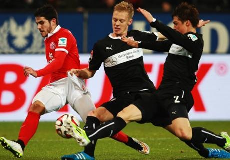 Laporan: FSV Mainz 05 1-1 VfB Stuttgart