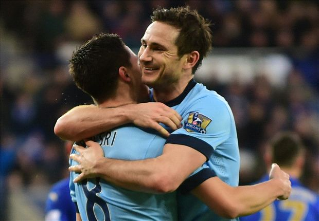 Manchester City extend Lampard loan until end of season