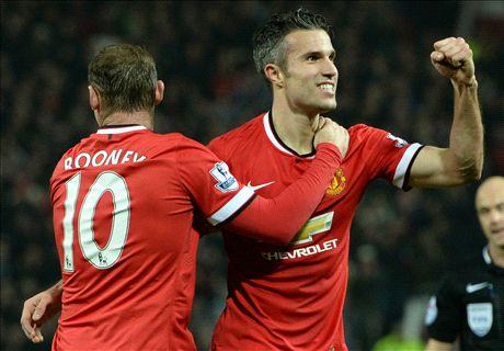 Van Gaal: Rooney & RVP keep improving