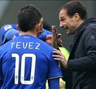 'Tevez too important to rest v Napoli'