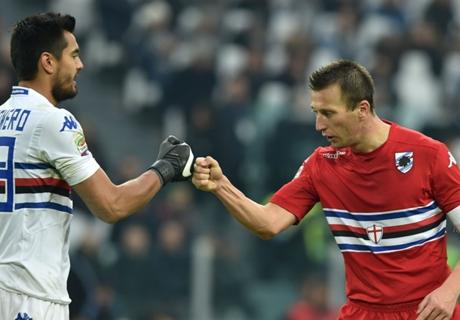 Serie A: Juventus 1-1 Sampdoria