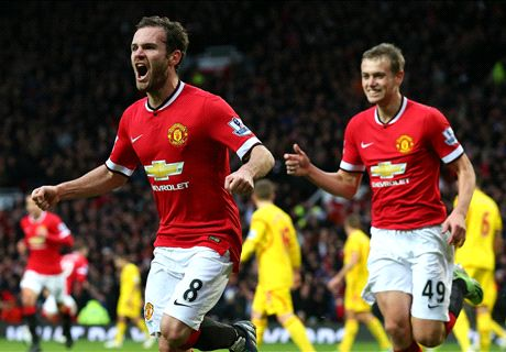 Ref Review: Mata offside an easy call