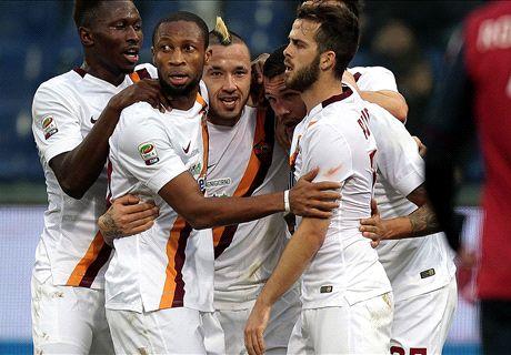 LIVE: AS Roma vs. AC Milan