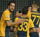 Verso Verona-Chievo: Lopez con Toni