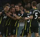 Swansea 1-2 Tottenham: Late win