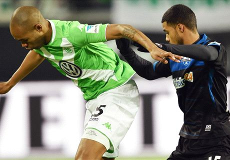 Bundesliga, 15ª - Wolfsburg fermato