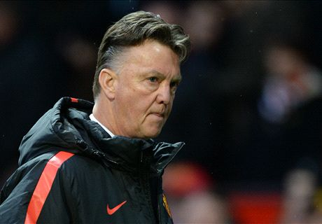 Why isn't Van Gaal spending?