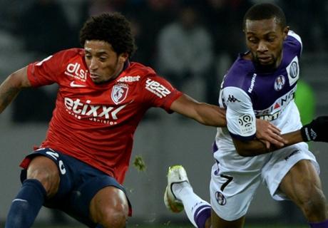 Résumé de match, Lille-Toulouse (3-0)
