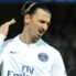 Zlatan Ibrahimovic Guingamp Paris SG Ligue 1 14122014