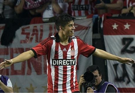 Joaquín Correa se iría a Sampdoria