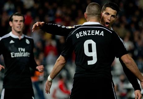 Susunan Tim Terbaik La Liga Jornada 15