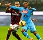 Player Ratings: Milan 2-0 Napoli