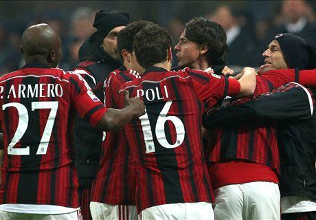 Milan are stronger than Roma - Berlusconi