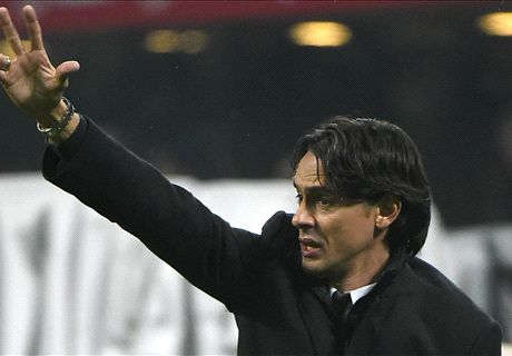 Inzaghi proud of Milan's character
