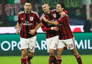 Milan im Kampf um Platz drei
