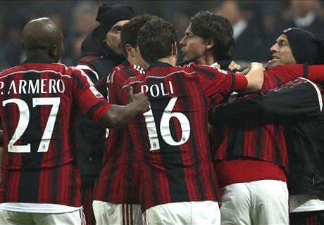 Milan Targetkan Tiket UCL