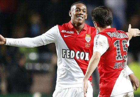 Ligue 1, 18ª - Marsiglia ko col Monaco