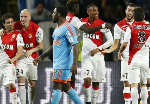 Monaco 1-0 Marseille : Monaco fait chuter l'OM