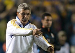 3.- Ricardo Ferretti | Tigres | EFECTIVIDAD: 60% | 17 PJ, 8 PG, 7 PE, 2 PP