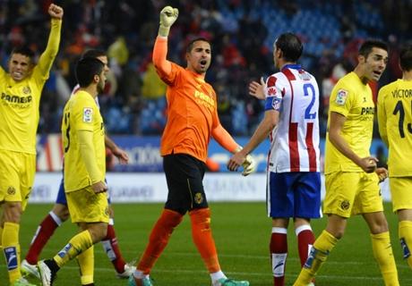 Bos Villarreal Girang Tundukkan Atletico